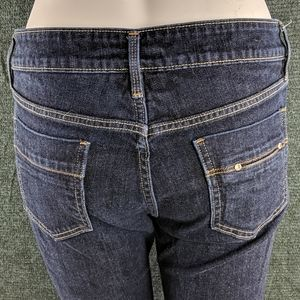 Banana Republic Classic Skinnies Dark Wash EUC!